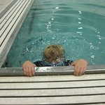 My child should stop swimming lessons when……..