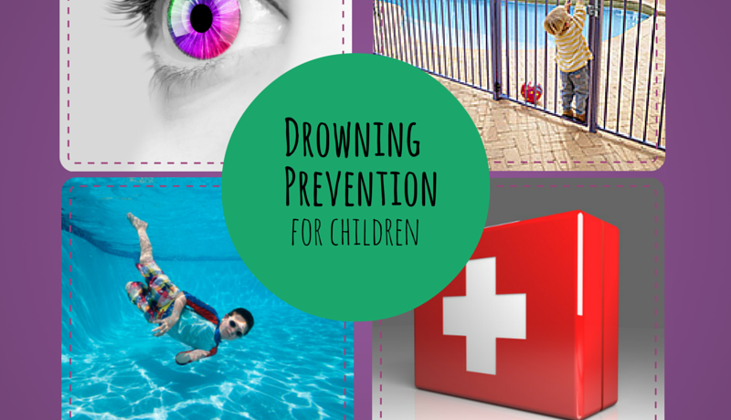 Four actions to prevent toddler drowning