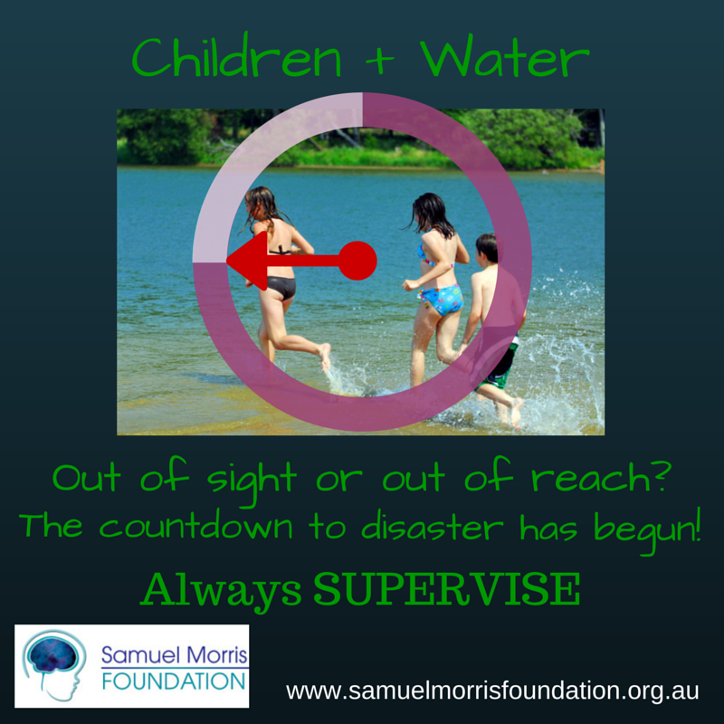 Supervision around water